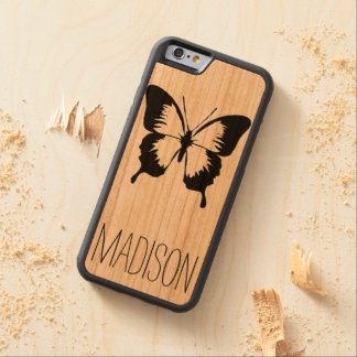 Butterfly Custom iPhone 6 Case