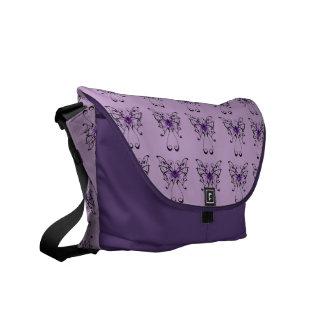 Butterfly Dance Commuter Bags