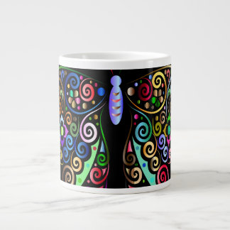 Butterfly Decorated Mug