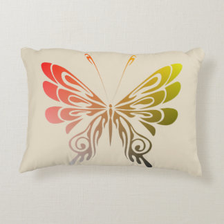 Butterfly Decorative Pillow
