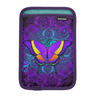 Butterfly Delight iPad Mini Sleeve