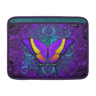 Butterfly Delight MacBook Sleeve