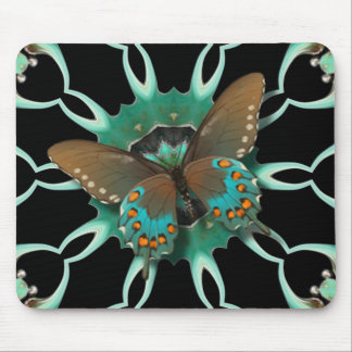 Butterfly Delight Mousepad. Mouse Pad