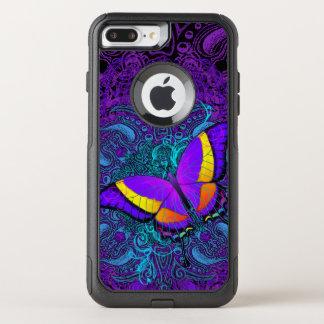 Butterfly Delight OtterBox Commuter iPhone 8 Plus/7 Plus Case