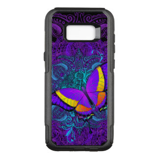 Butterfly Delight OtterBox Commuter Samsung Galaxy S8+ Case