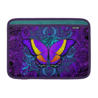 Butterfly Delight Sleeve For MacBook Air