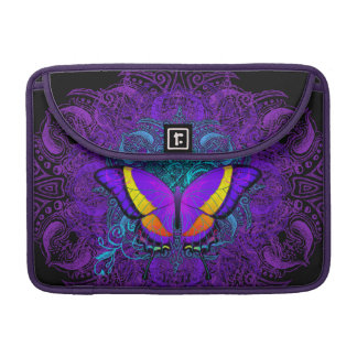 Butterfly Delight Sleeve For MacBook Pro