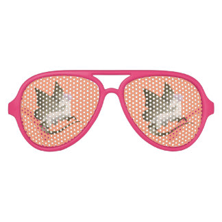 Butterfly Dragon Party Shades 2