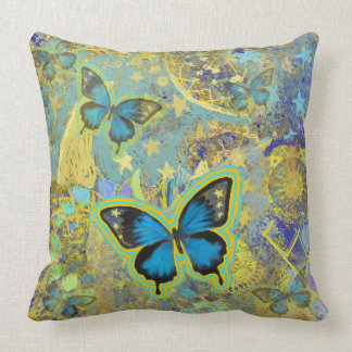 Butterfly Dream Pillow