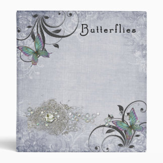 Butterfly Dreams Binder