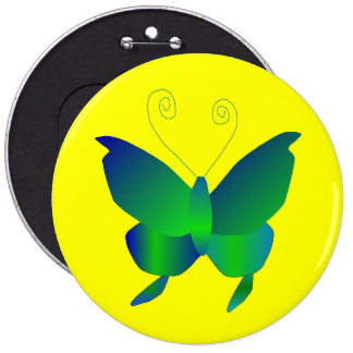 Butterfly Dreams Buttons