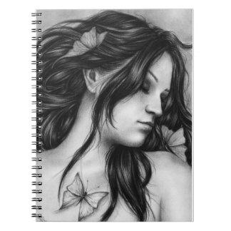 Butterfly Dreams Notebook