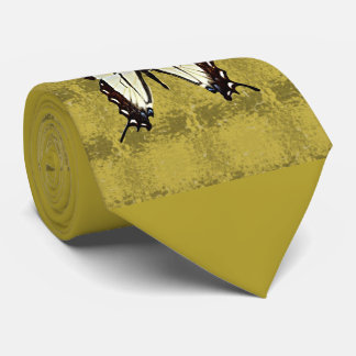 Butterfly (Eastern Tiger Swallowtail) Tie