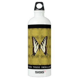 Butterfly (Eastern Tiger Swallowtail) Water Bottle