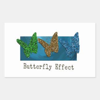 Butterfly Effect Sticker