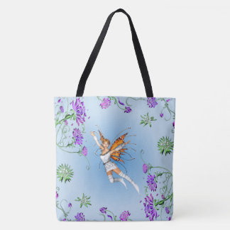 Butterfly Faerie Tote Bag
