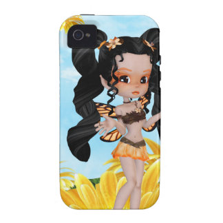 Butterfly Fairy iPhone 4 Case
