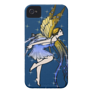 Butterfly Fairy Sparkles iPhone 4 Case-Mate Cases