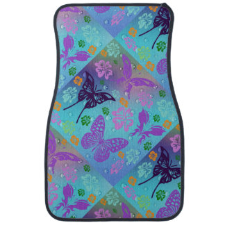 Butterfly Fantasy Car Mat