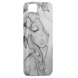 Butterfly Fantasy Girl Case For The iPhone 5