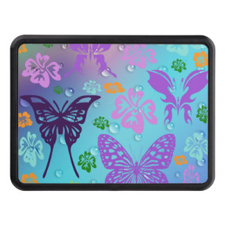 Butterfly Fantasy Trailer Hitch Cover
