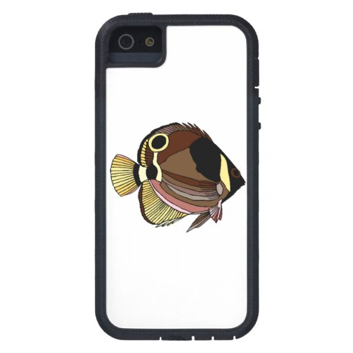 Butterfly Fish iPhone 5 Covers