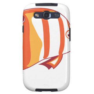 Butterfly fish samsung galaxy s3 covers