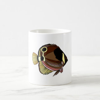 Butterfly Fish Coffee Mugs