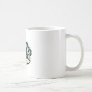 Butterfly Fish Coffee Mug