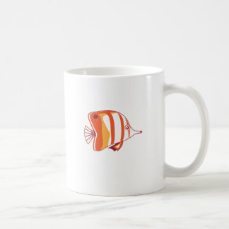 Butterfly fish mugs