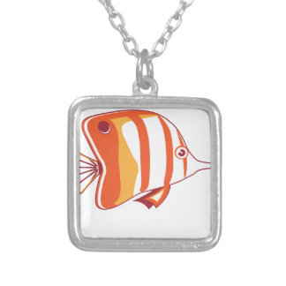 Butterfly fish pendants