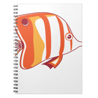 Butterfly fish journal