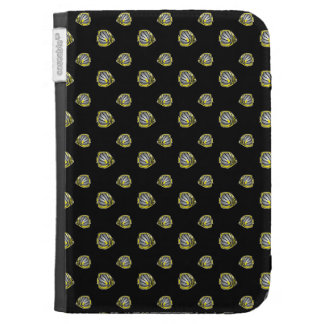 Butterfly-fish pattern cases for kindle