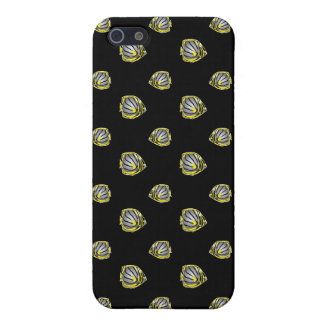 Butterfly-fish pern covers for iPhone 5