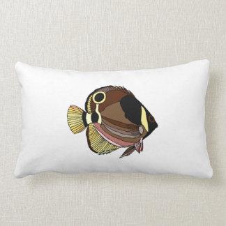 Butterfly Fish Pillows
