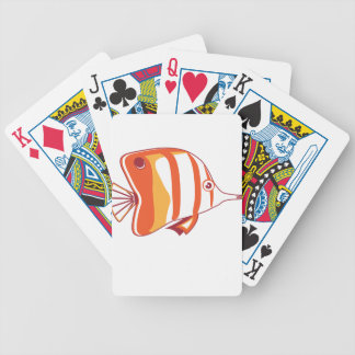 Butterfly fish card decks