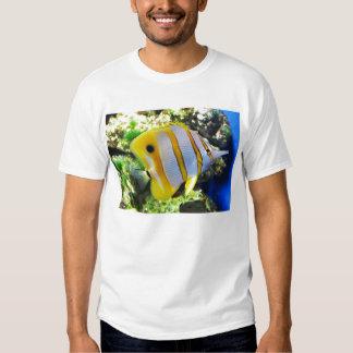 Butterfly fish t shirt