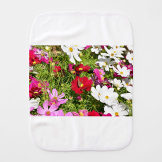 BUTTERFLY & FLOWERS AUSTRALIA BURP CLOTH