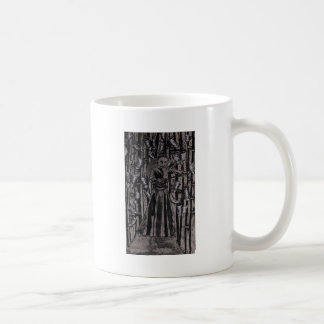 Butterfly Forest by Carter L. Shepard Coffee Mug