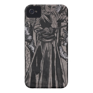 Butterfly Forest by Carter L. Shepard iPhone 4 Cover