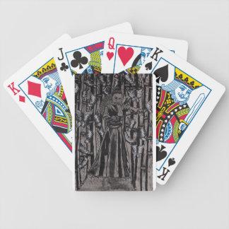Butterfly Forest by Carter L. Shepard Poker Deck