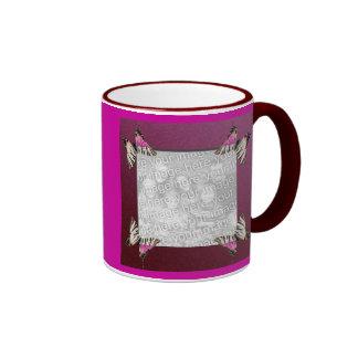 Butterfly Frame Coffee Mug