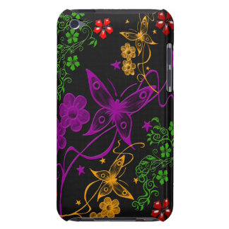 Butterfly Fun Barely There iPod Cases