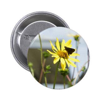 Butterfly Garden 2 2 Inch Round Button