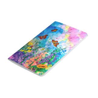Butterfly Garden 3.5 x 5.5 Journal
