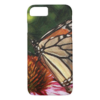 Butterfly Garden iPhone 8/7, Barely There  Case