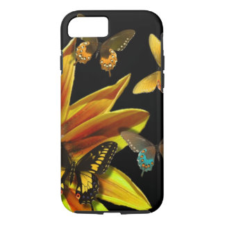 Butterfly Gardens Case-Mate iPhone Case