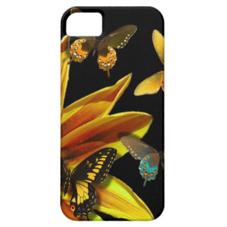 Butterfly Gardens iPhone 5 Case