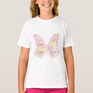 Butterfly Girls T-Shirt