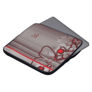 Butterfly Grace Laptop Sleeve